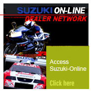 SUZUKI ON-LINE DEALER NETWORK