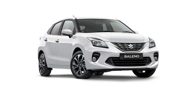 Latest Offers_Baleno GLX