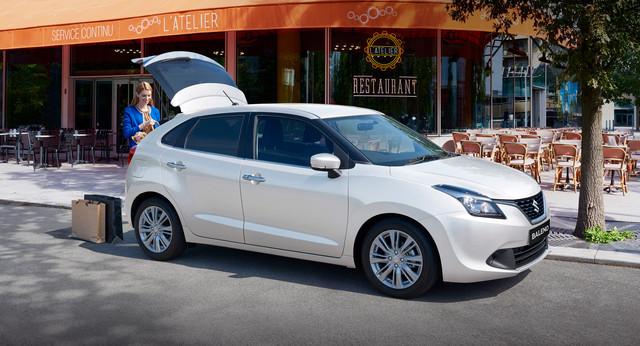 Suzuki baleno australia