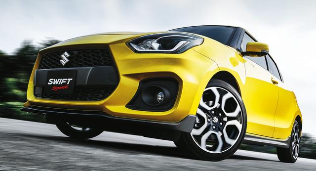 Swift Sport Suzuki Australia