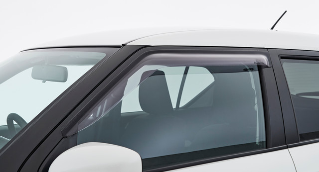 Slimline Weathershields - Front