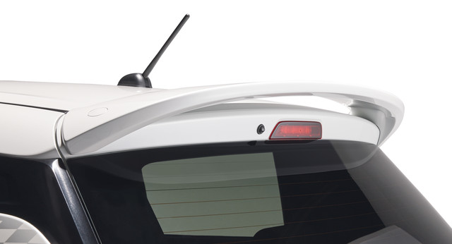 Roof End Spoiler