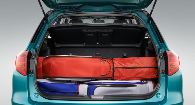 Vitara Space and Storage