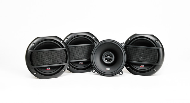 Premium Speakers Upgrade Kit