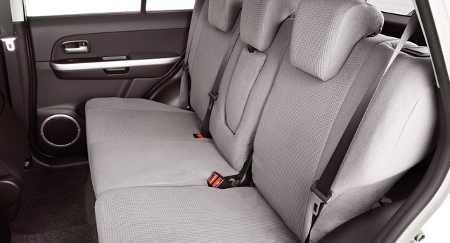 Seat Covers, Rear - Fabric