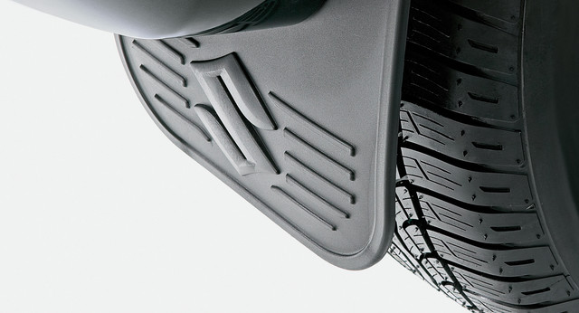 Mudflap, Flexible - Front