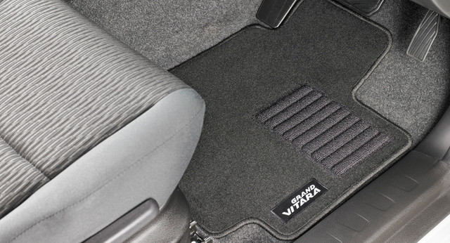 Carpet Floor Mats - 5DR