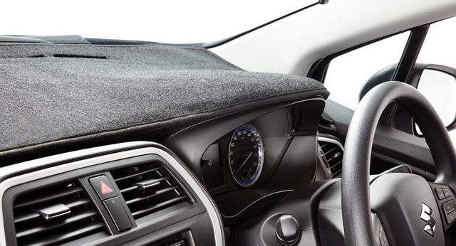 Dashboard Protection Mat