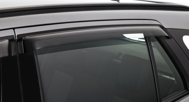 Slimline Weathershield - Rear