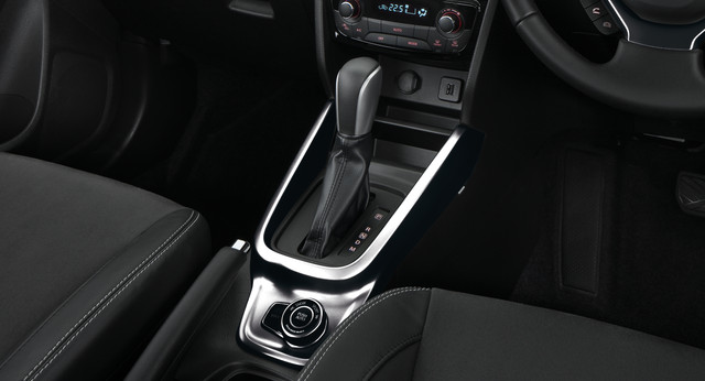 Centre Trim - Piano Black
