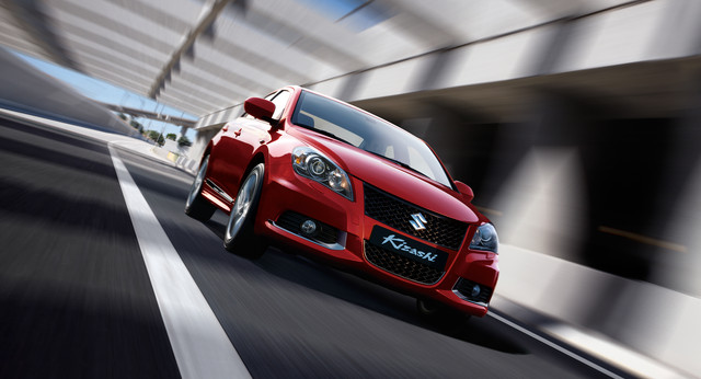 Kizashi on road setting
