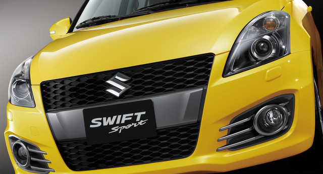 Swift Sport Front Grille