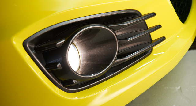 Suzuki Swift Sport Fog Light