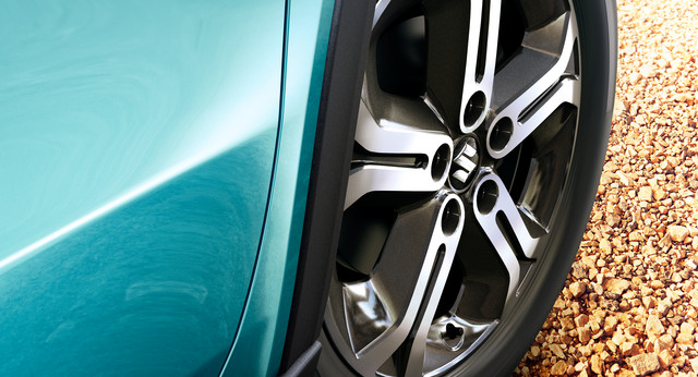 Suzuki Vitara Alloy Wheel