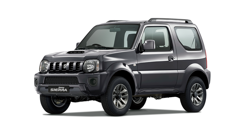 image gallery suzuki jimny. Black Bedroom Furniture Sets. Home Design Ideas