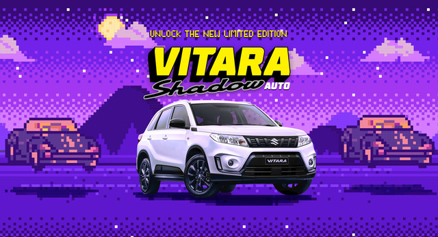 Vitara Shadow Edition