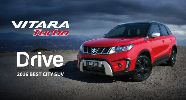 Drive Best City SUV