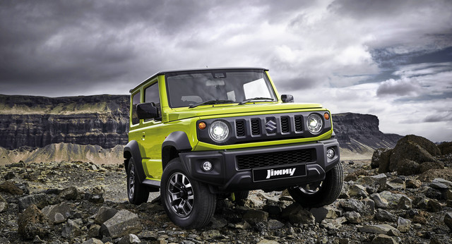 All-new Jimny Coming Soon