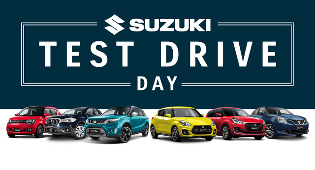 Suzuki Test Drive Day